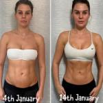 Модель поделилась способом быстрого похудения без диет