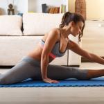 Как можно эффективно поддерживать себя в форме в домашних условиях?