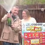 Оставшийся без работы британец выиграл 100 тысяч фунтов