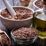 Семена льна: источник энергии и омега-3 жирных кислот