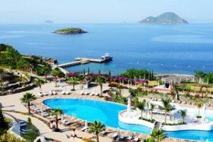 Отдых в Турции: курорты с красивыми пляжами и удобным заходом в море