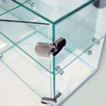 Виды и преимущества качественной фурнитуры для стеклянных конструкций и для стекла