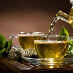 Зеленый чай поможет избавиться от жира на животе
