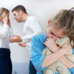 Развод родителей: как не травмировать малыша